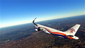 Himalaya Airlines [4K] Image Flight Simulator 2020