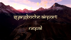 [VNSB] - Syangboche Airport, Nepal Image Flight Simulator 2020
