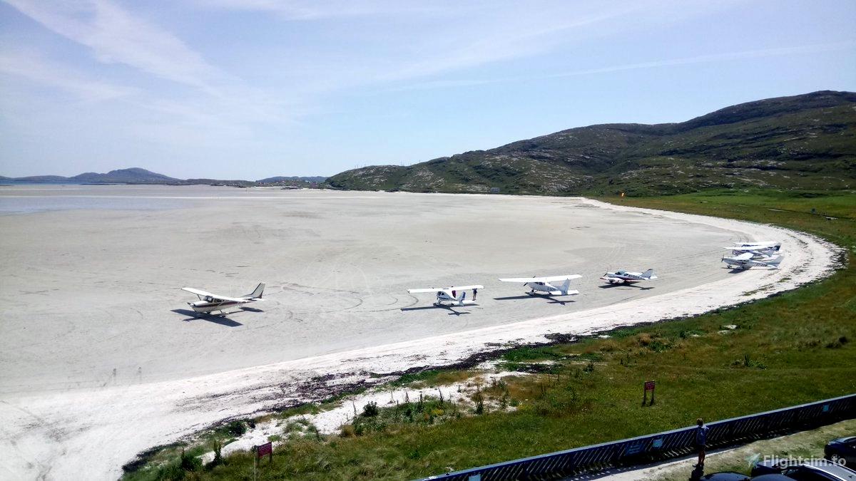 Barra (EGPR) Landing Challenge