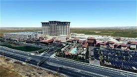 Thunder Valley Casino and Resort Sacramento, California Image Flight Simulator 2020