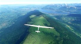 French Alps Soaring Task Image Flight Simulator 2020