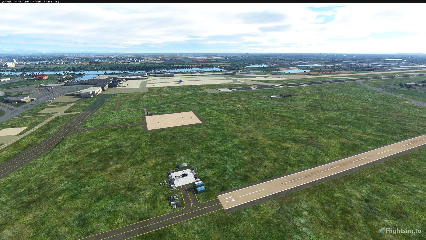 3 Milan Airports (LIMC/LIML/LIMN)