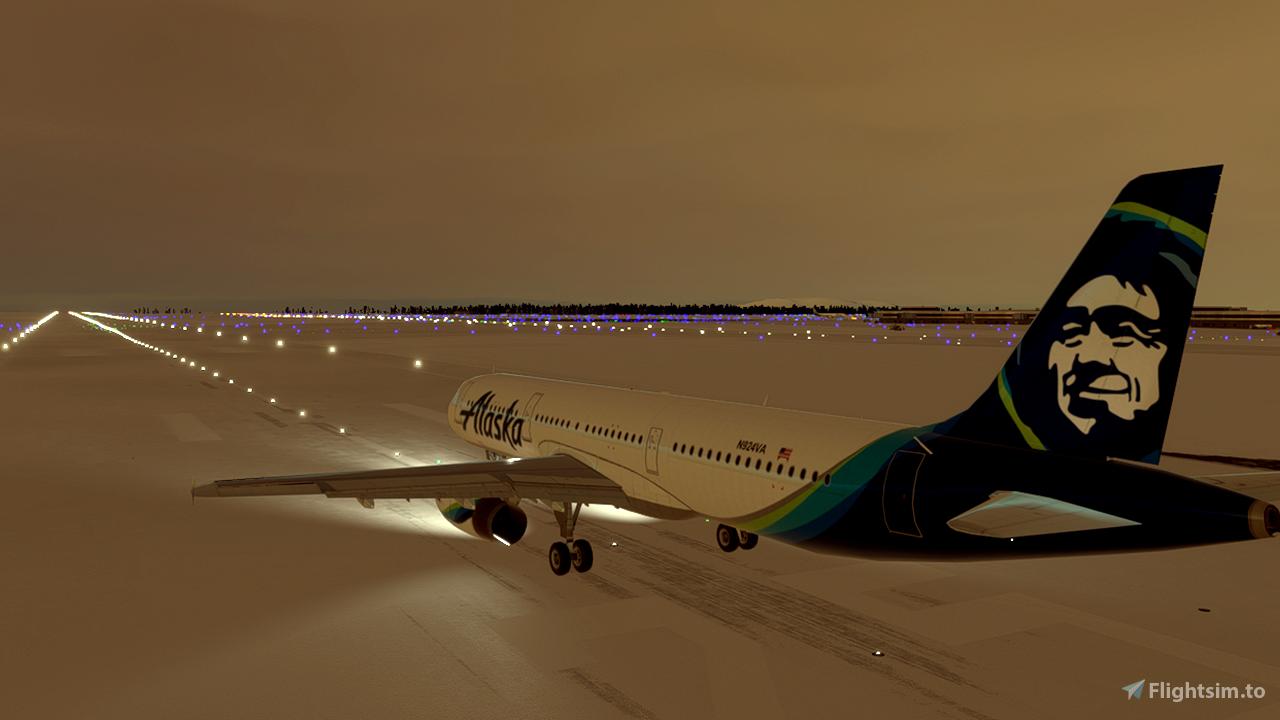 Alaska Airlines [4K]