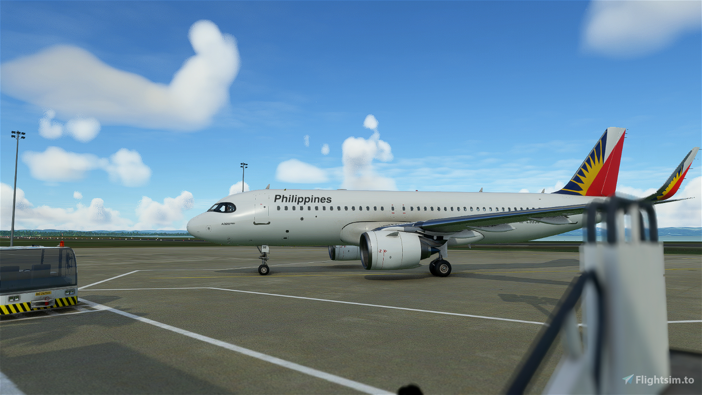 [8K] A320N Philippine Airlines v2.0