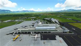 Nadi International, Fiji. Version 1.2.2 Image Flight Simulator 2020