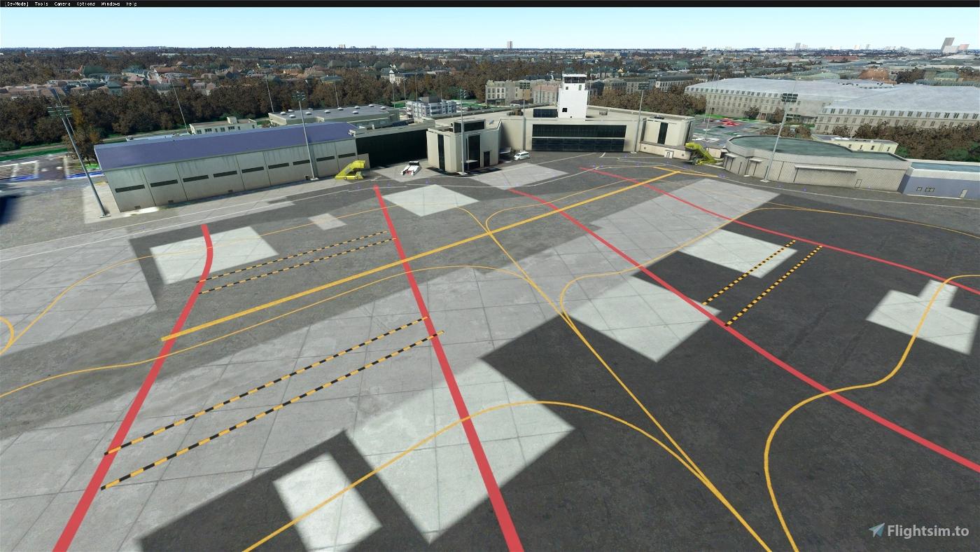 Antwerp EBAW (Airport & Lights Enhancement)
