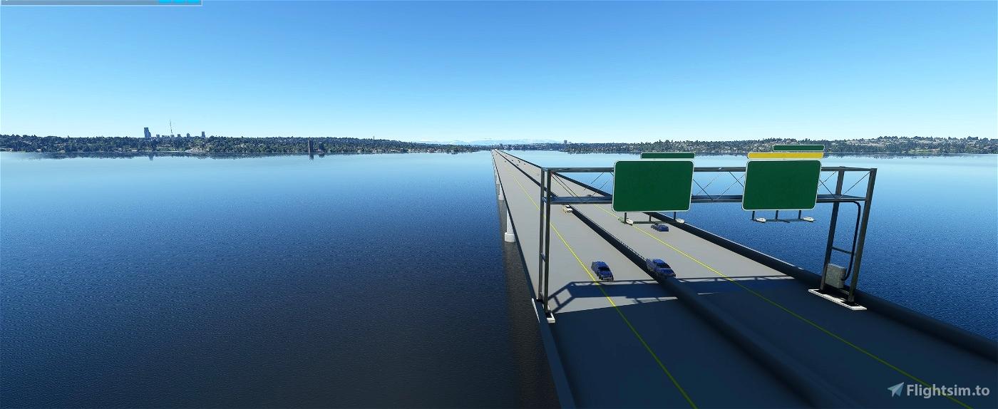 Seattle Bridges, Seattle WA USA