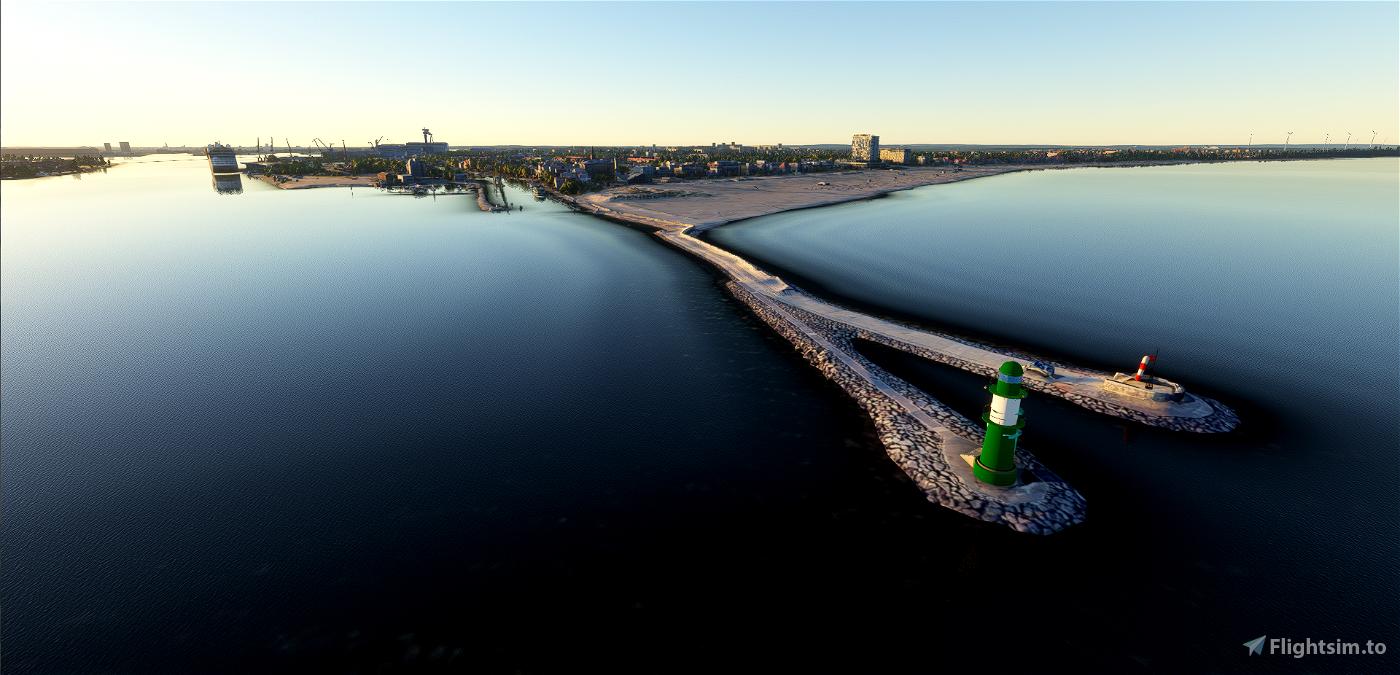 Warnemünde, Rostock, Rostock-Port & Hohe Düne