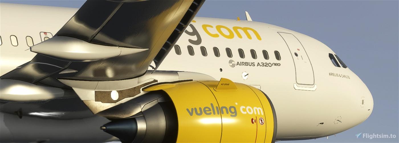 Vueling EC-MKN  Flight Simulator 2020