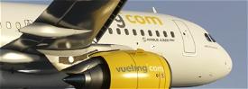 Vueling EC-MKN  Image Flight Simulator 2020
