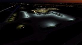 Budapest LHBP (Lights Enhancement) Image Flight Simulator 2020