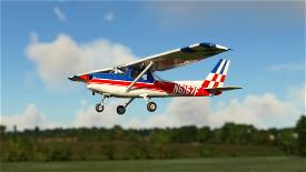 Asobo Cessna 152 Aerobat N6167F Image Flight Simulator 2020