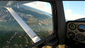 Along the Göta Canal - Swedish Bush Trips #1 Image Flight Simulator 2020