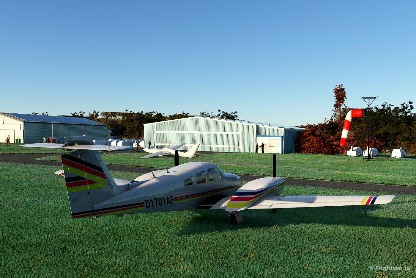 Piper PA44 Seminole livery