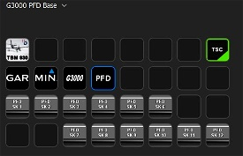 G3000 profile for StreamDeck XL (for LORBYs AAO SD plugin) Image Flight Simulator 2020