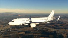 T7-HHH A320 Neo - 8K Image Flight Simulator 2020