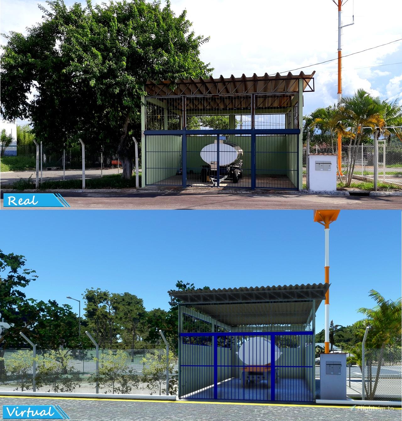 SNTO - Aeroporto Juscelino Kubitschek - Teófilo Otoni - Minas Gerais