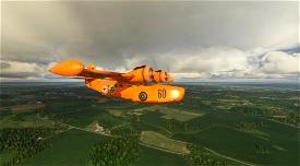 Grumman Goose Swedish Air Force Image Flight Simulator 2020