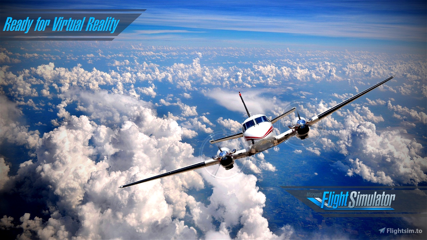 MS FS 2020 - Modern UI Flight Simulator 2020
