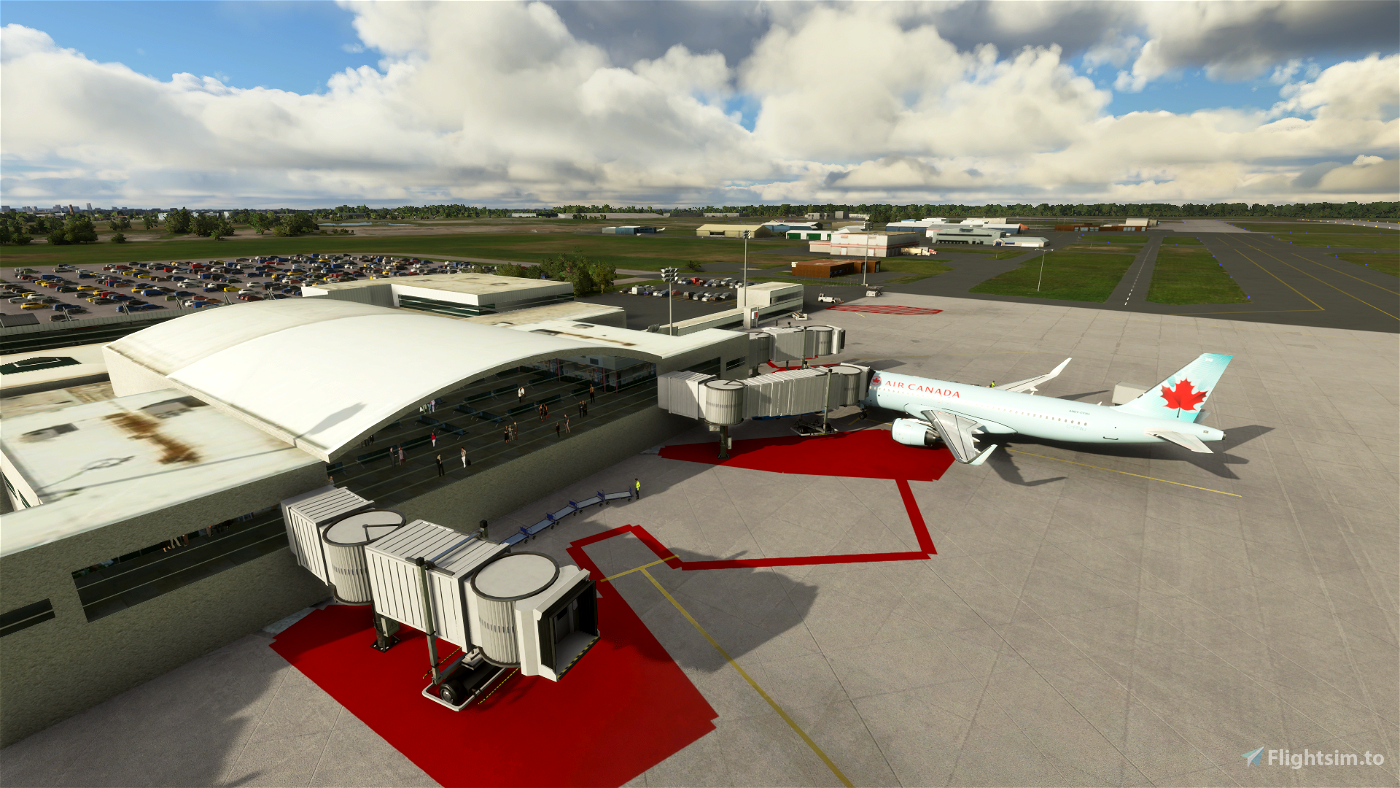 CYXU London Ontario Intl. Airport Flight Simulator 2020