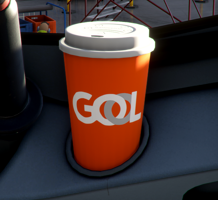 GOL Linhas Aéreas Inteligentes - Coffee Cup Collection
