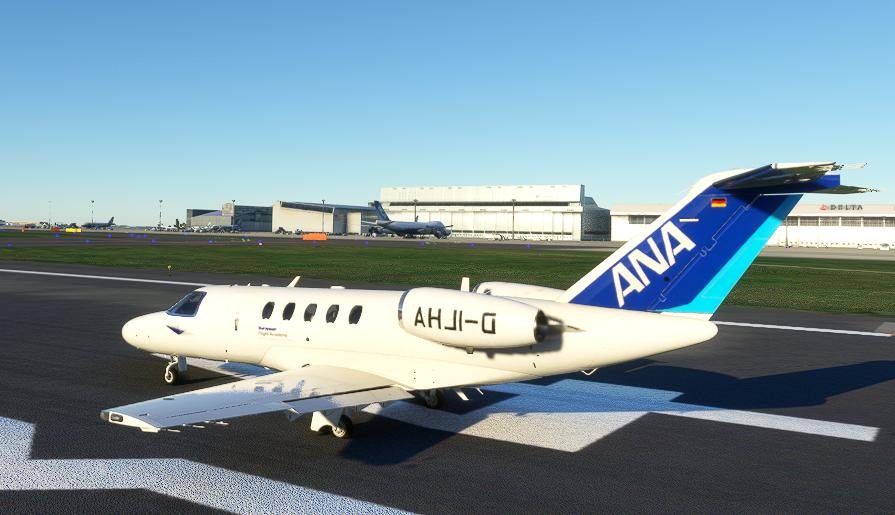 MSFS2020 CJ4 Japan pack Flight Simulator 2020