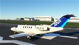 MSFS2020 CJ4 Japan pack Image Flight Simulator 2020
