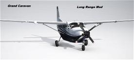 Cessna 208 Long Range Mod Microsoft Flight Simulator