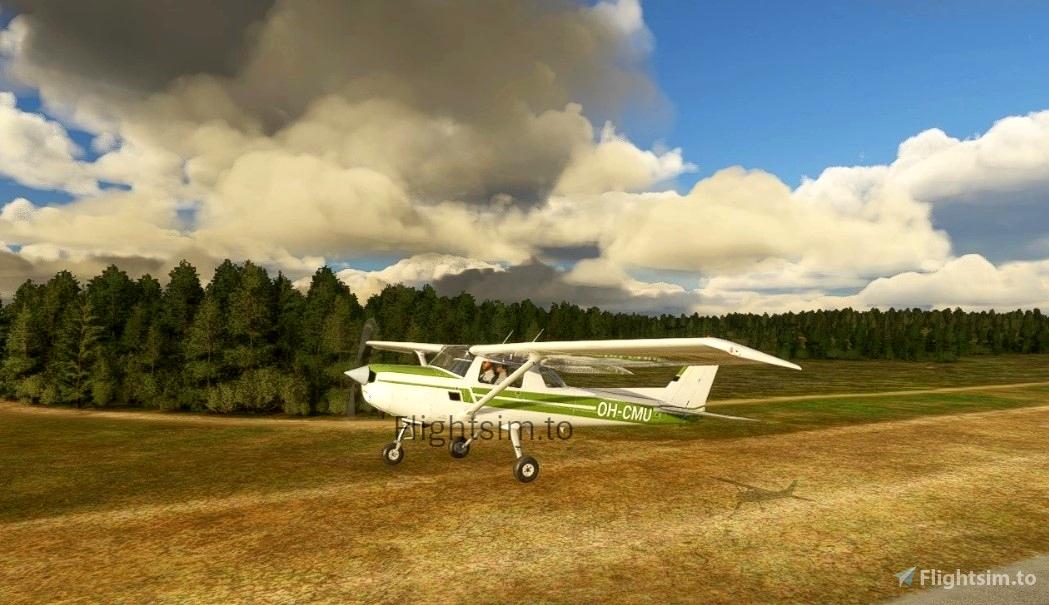 C152 OH-CMU Flight Simulator 2020