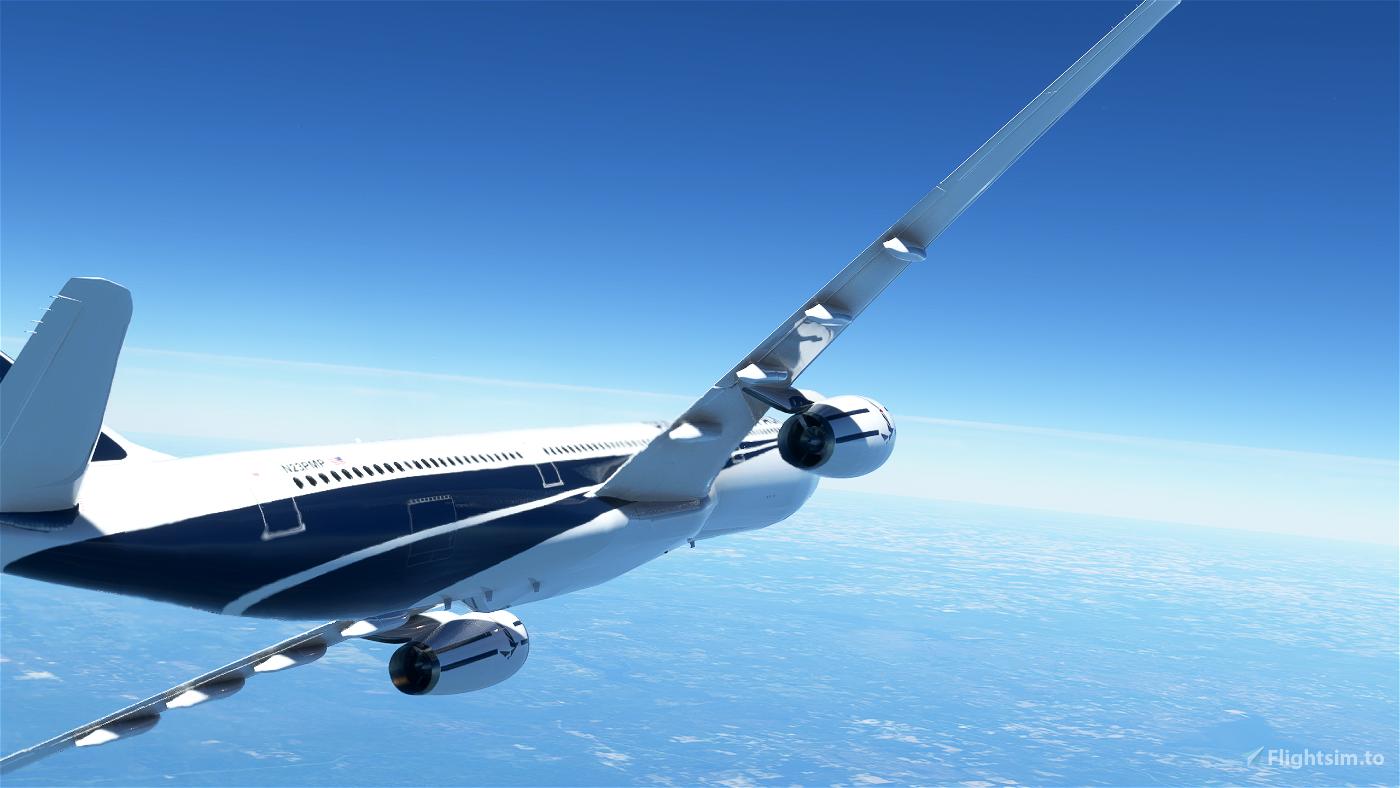 Airbus A330-300 Flight Simulator 2020