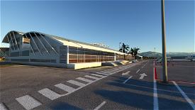 LFKJ Campo dell'Oro Microsoft Flight Simulator