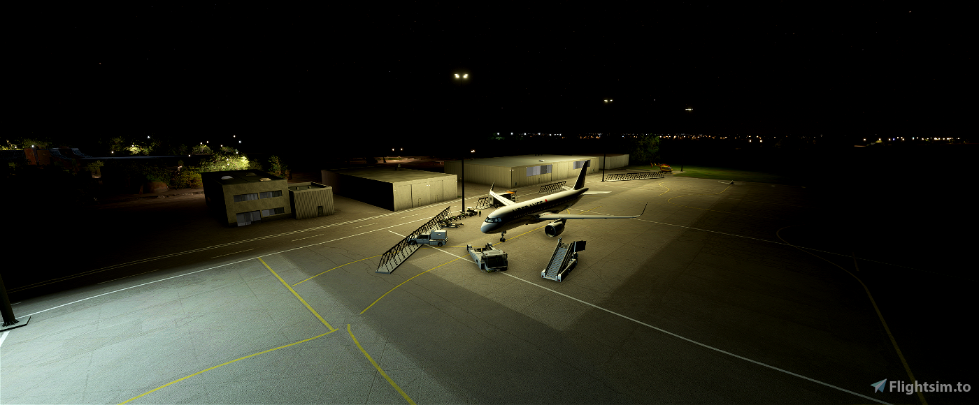 (WIP) Megapack French Airports (Scenery & Lights Improvements)