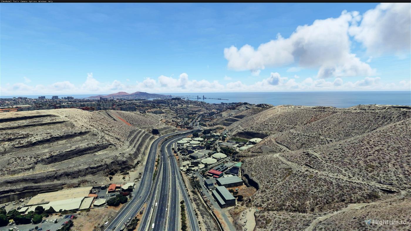 Las Palmas de Gran Canaria, Islas Canarias, Spain