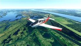 Mississippi River Bush Trip Image Flight Simulator 2020
