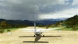 bush airstrip AYBI Yobai Image Flight Simulator 2020