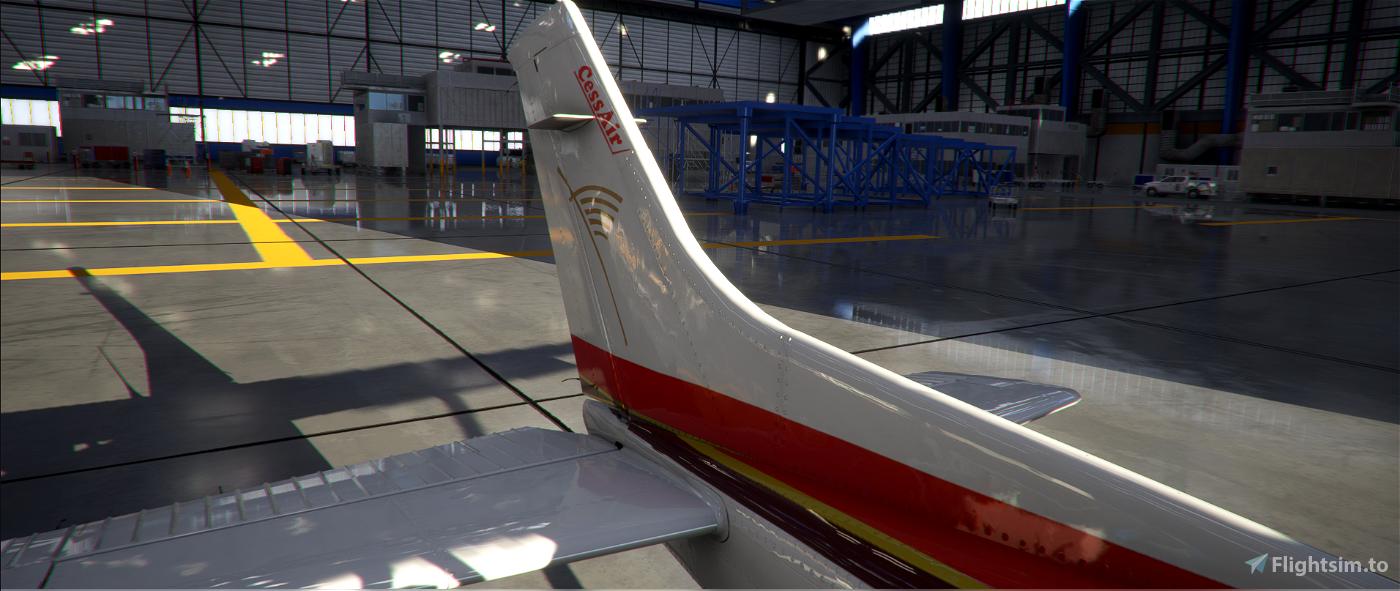 Carenado Cessna 182 PH-HLF Microsoft Flight Simulator