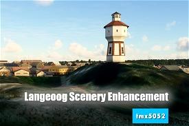 Langeoog Scenery Enhancement Image Flight Simulator 2020
