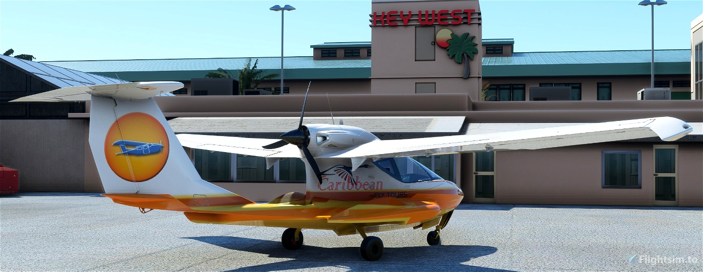 Asobo Icon A5 Caribbean Fly Tours Microsoft Flight Simulator