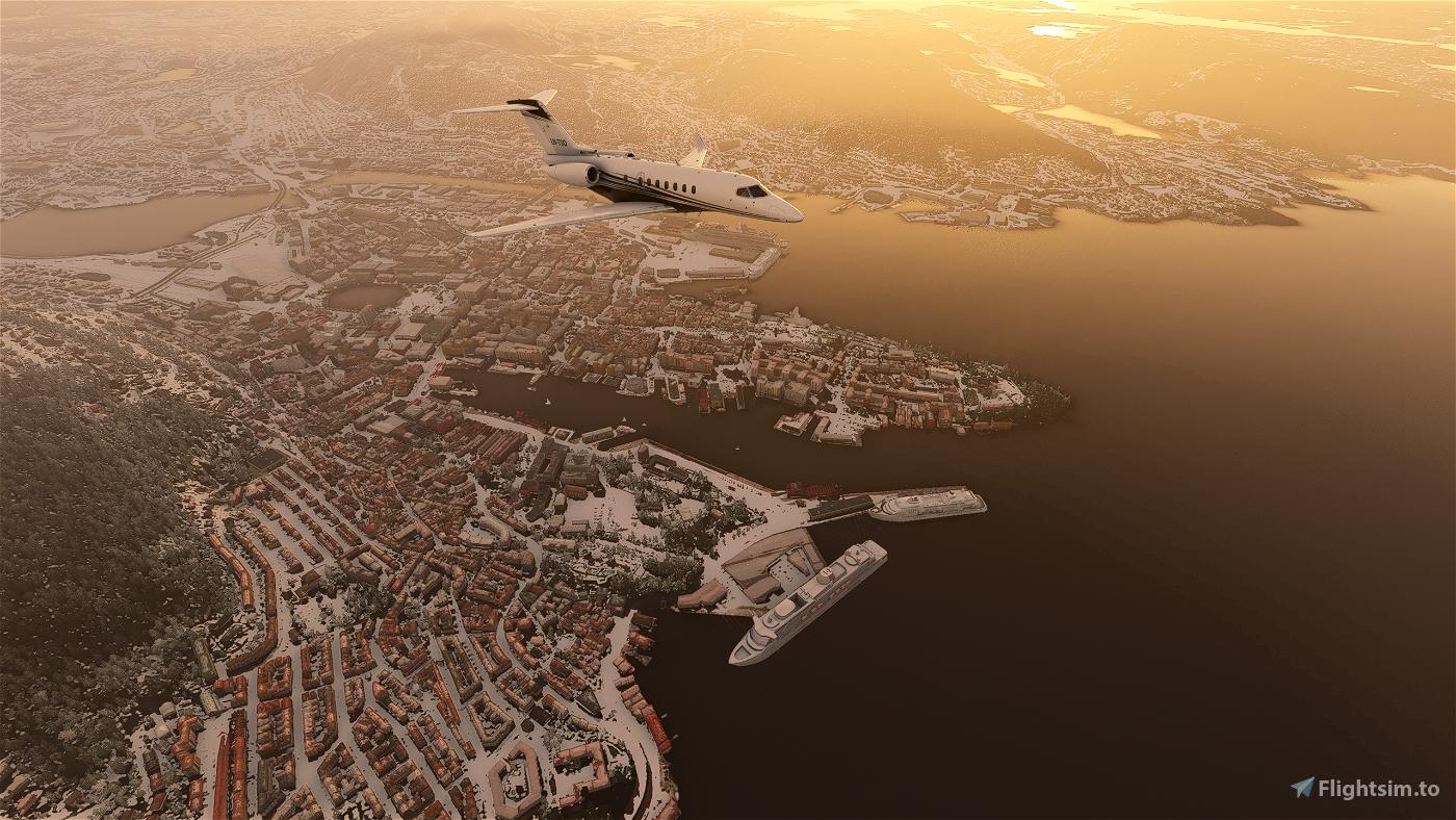 Bergen features
