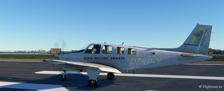 Derpy's Discount Airways