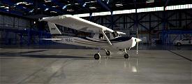 New Zealand Nelson Aviation College C152 Microsoft Flight Simulator