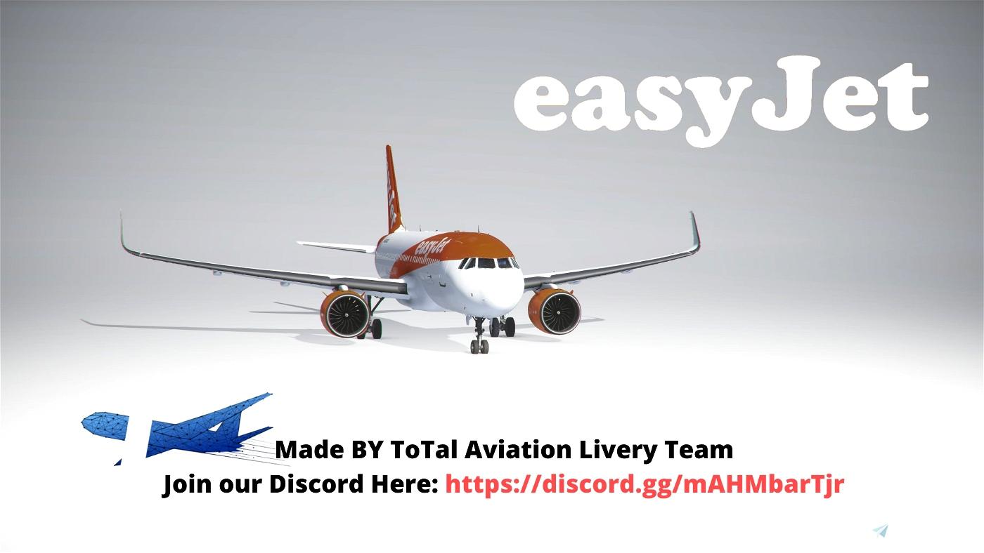 A320 Easy Jet Neo 8K  Flight Simulator 2020
