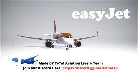 A320 Easy Jet Neo 8K  Image Flight Simulator 2020