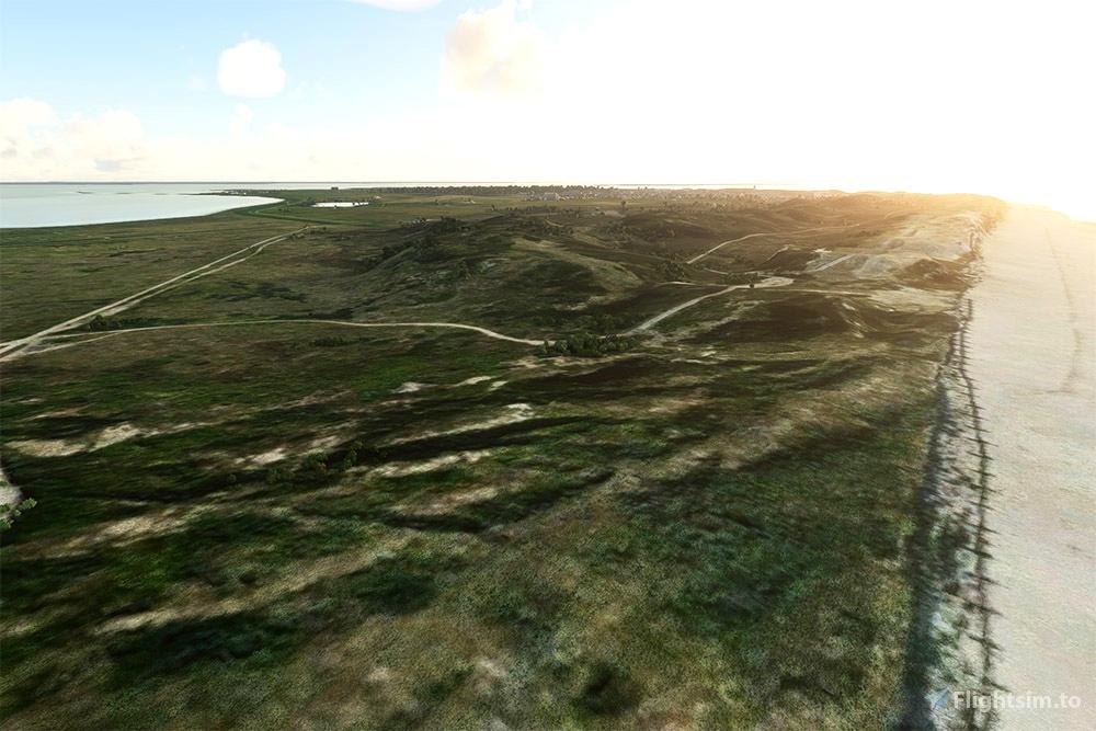 Langeoog Scenery Enhancement