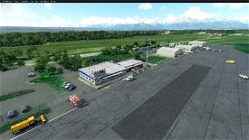 LILE - Aeroporto internazionale di Biella - Cerrione Microsoft Flight Simulator