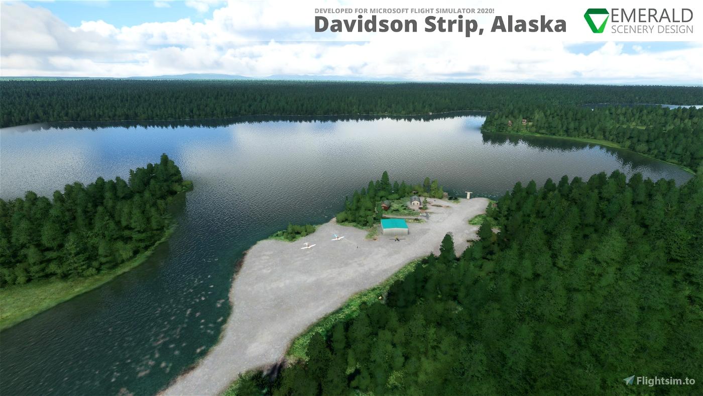 Davidson Strip, Alaska (45AA)