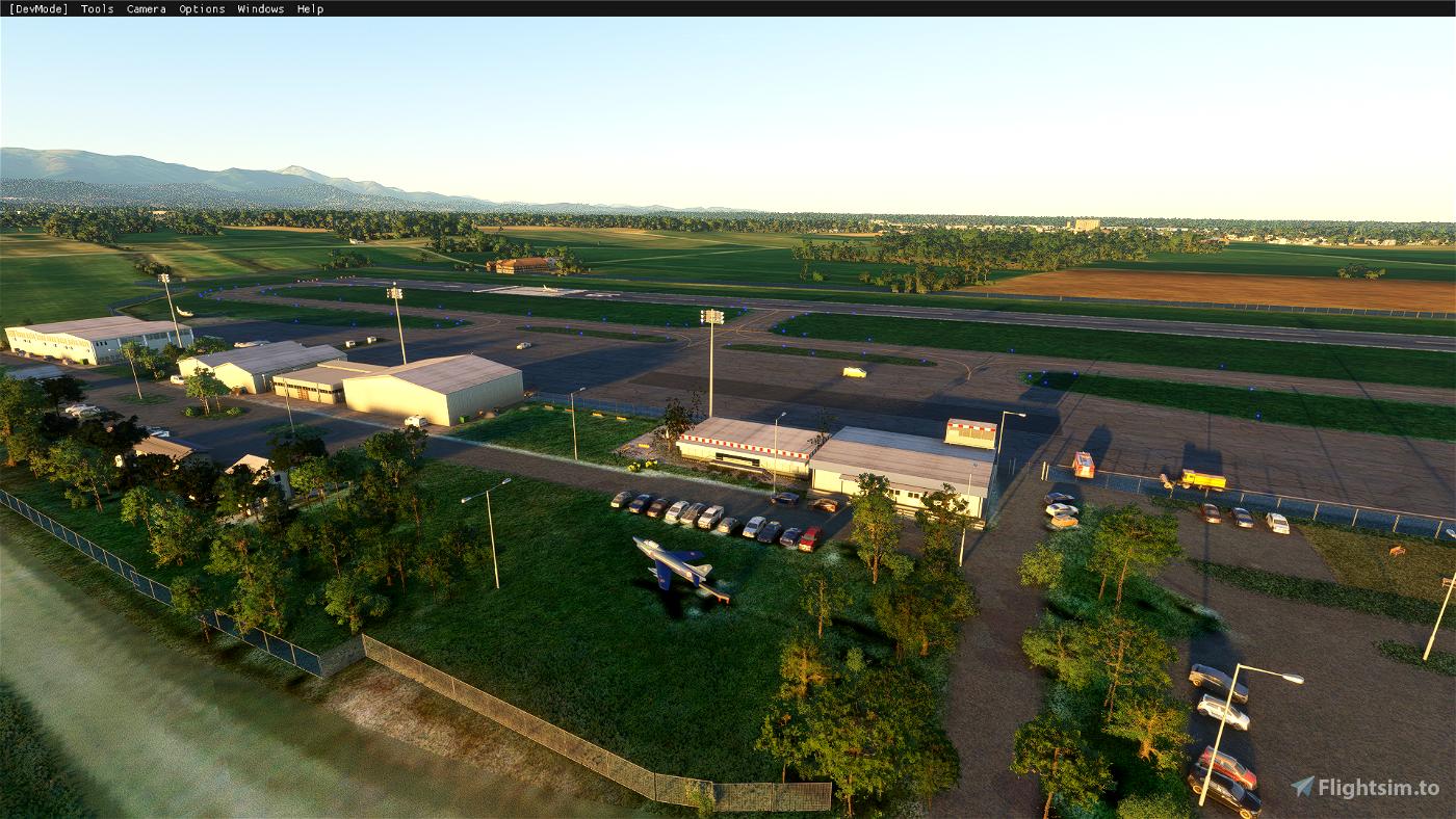 LILE - Aeroporto internazionale di Biella - Cerrione