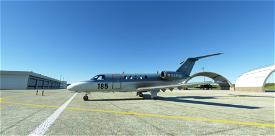 CJ4 Escadrille 57S French Navy/Army Image Flight Simulator 2020