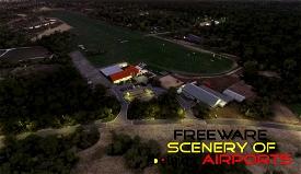 EBKH Balen-Keiheuvel, Belgium Microsoft Flight Simulator