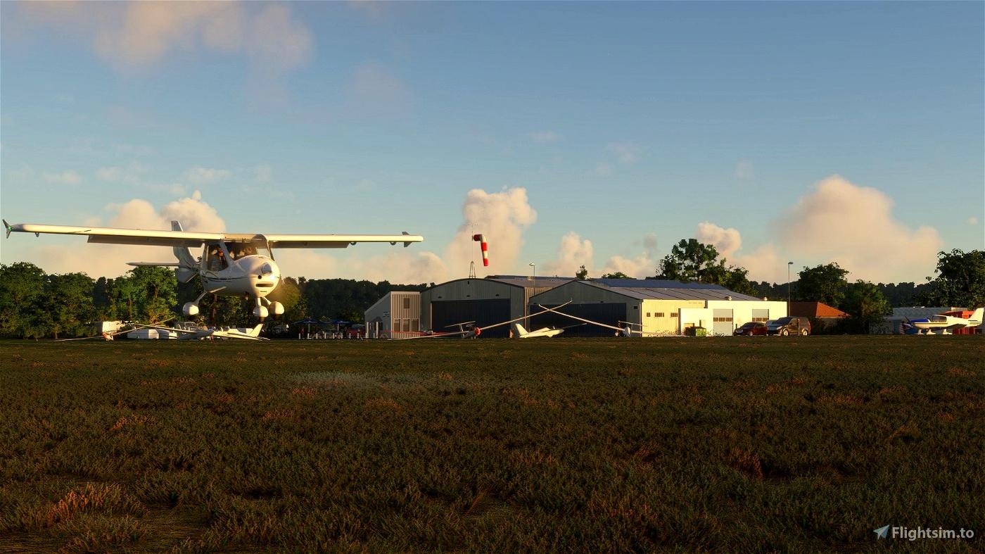 Flugplatz Marpingen